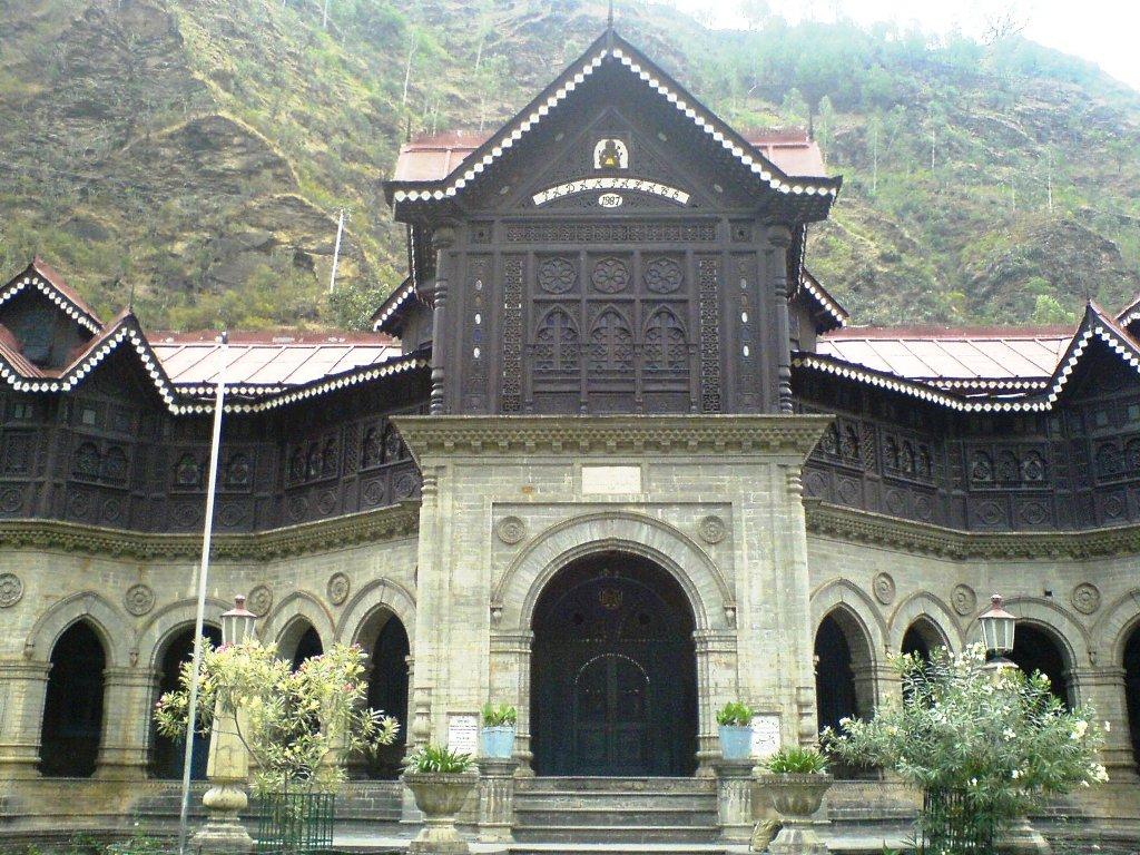 Padam Palace, Rampur Bushahr